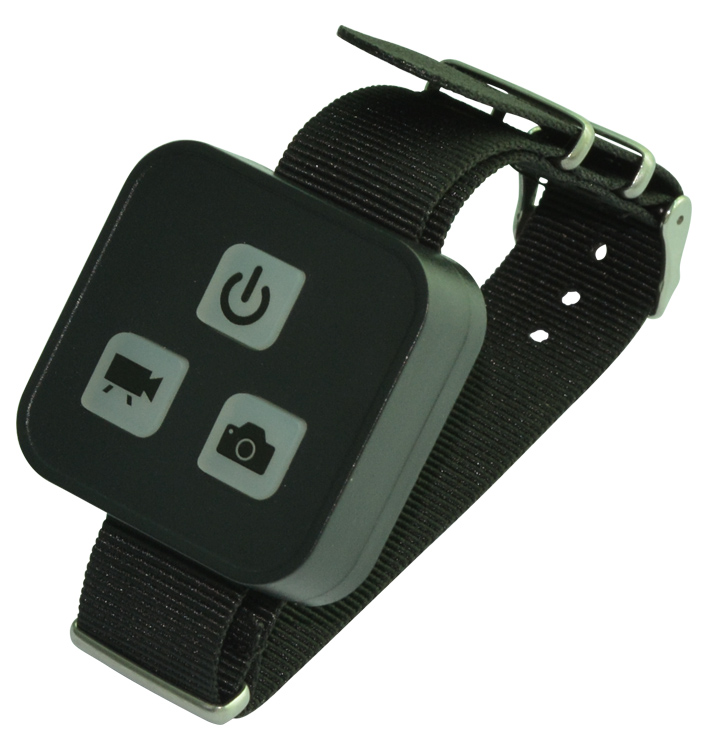 Law enforcement recorder intelligent remote control watch PJ-A02